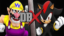 DBX - Wario VS Shadow