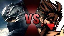 Ryu VS Strider