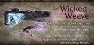 Wicked Weave