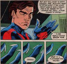 Spider man 2099 talons by pokesega64-d94gqxb