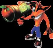 Wumpa Bazooka