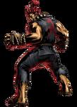 Akuma, the Raging Demon