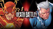 Flash VS Quicksilver Official