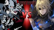 Goro Akechi vs. Dimitri Alexandre Blaiddyd