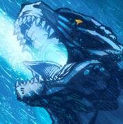 DB character Godzilla