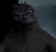 Godzilla confused
