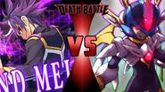 Nova Tsukuyomi vs. Copy X