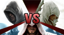 Assassin's Creed Battle Royale Fake Thumbnail