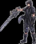 Noctis Lucis Caelum, the Chosen King