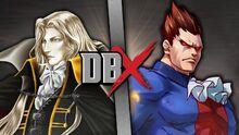Alucard VS Dimitri