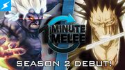 One Minute Melee Oni vs. Kenpachi