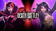 WLM27 - Scarlet Witch VS Zatanna REQUEST