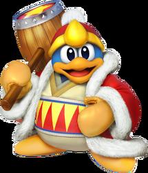 King Dedede Render
