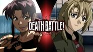Revy VS Madlax Edit 2