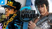 One Minute Melee Jotaro Kujo vs. Kenshiro