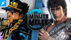 One Minute Melee Jotaro Kujo vs. Kenshiro
