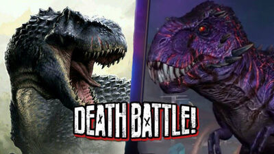 Rex vs Omega 09