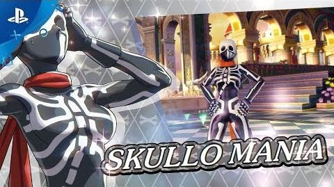 SNK Heroines Tag Team Frenzy - Enter the Skullolady! PS4-0