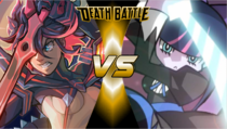 Ryuko vs Stocking V3