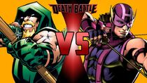 !Green Arrow vs Hawkeye