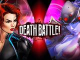 Black Widow VS Widowmaker