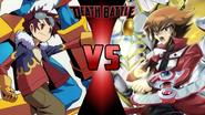 Davis Motomiya vs. Jaden Yuki