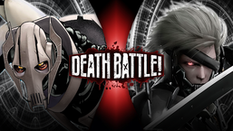 Grievous vs Raiden-Ripper Cyborg