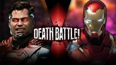 Superman VS Iron-Man