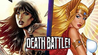 Xena vs She-Ra