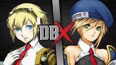 Aigis VS Noel Vermillion (DBX (Official)) 2