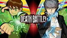 Death Battle Ben Tennyson vs Yu Narukami (3.0)