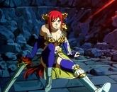 Fairy Tail - Erza Scarlet wearing Flight Armor