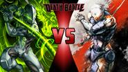 Genji vs. Gray Fox