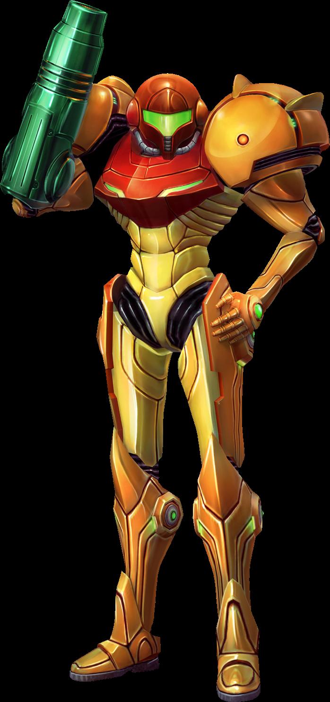 Image result for Samus Aran Varia Suit