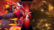 Groudon vs. Titan