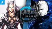 One Minute Melee Sephiroth vs. Vergil