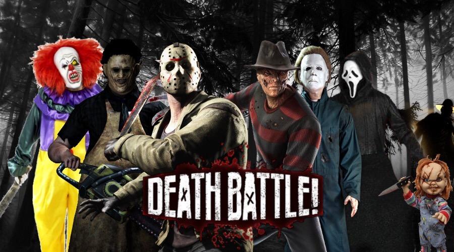 Freddy Krueger VS Jason Voorhees VS Michael Myers VS ... Freddy Krueger Vs Jason Vs Chucky Vs Scream Vs Michael