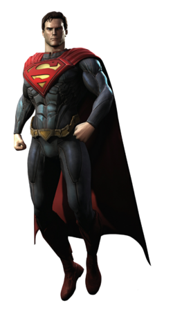 Superman png render by mrvideo vidman-dahidhx