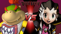 Bowser Jr. vs Tron Bonne Ver. 2