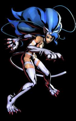 Darkstalkers Felicia