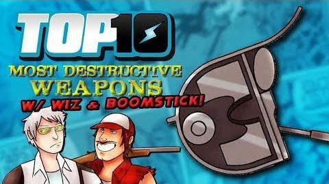 Top 10 Most Destructive Weapons
