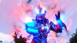 Ultraman Geed Galaxy Rising vs Gilbaris ウルトラマンジードギャラクシーライジングvsギルバリス
