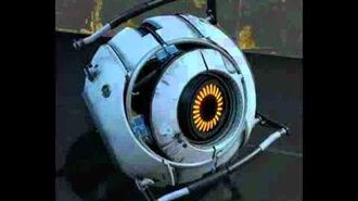 """All quotes from Portal 2's """"Space"""" sphere"""