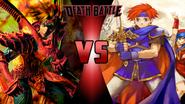 Dart Feld vs. Roy