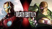 Iron Man VS Lex Luthor Official