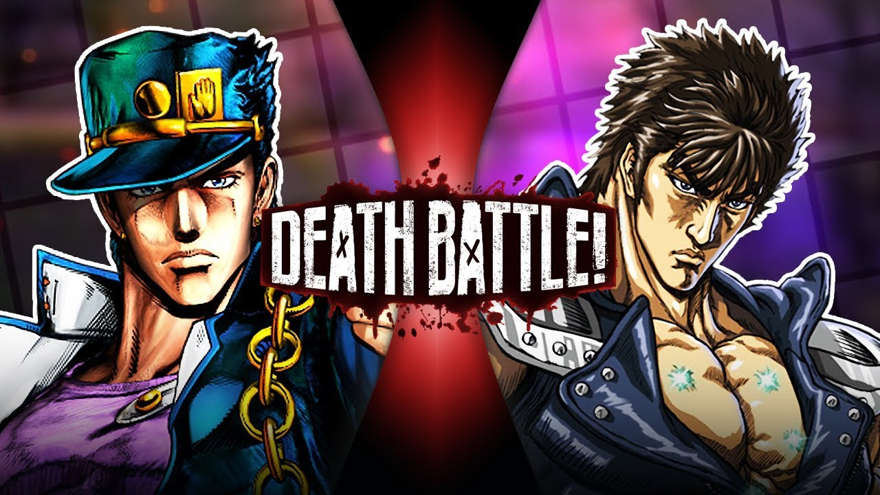Jotaro VS Kenshiro | DEATH BATTLE Wiki | FANDOM powered by Wikia