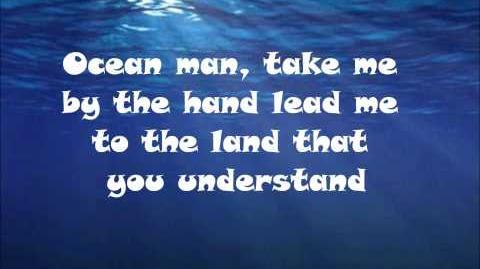 Ocean Man Ween lyrics