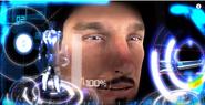DB Iron Man Interior