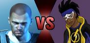Cole vs static shock