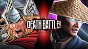 Thor VS Raiden Official